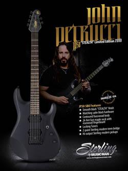 John Petrucci 50 Stealth