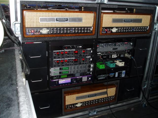 Petrucci gear