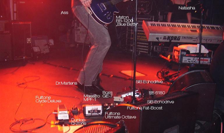 Josh Homme Gear