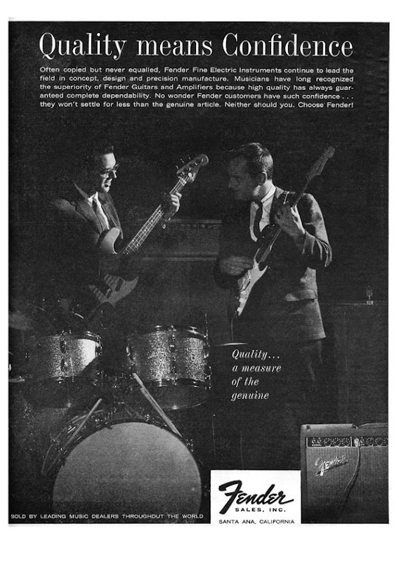Fender 1963