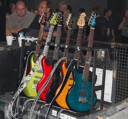Steve Lukather gear