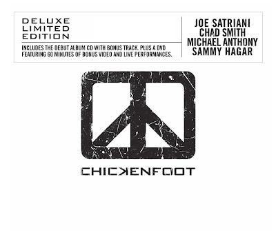 Chickenfoot DVD