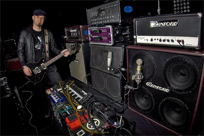 Skunk Anansie Guitar Rig