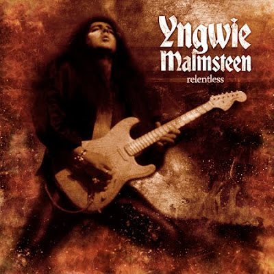 Yngwie Malmsteen Relentless. Heavy metal guitar enthusiasts rejoice!