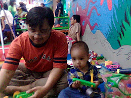 Faris + Ayah