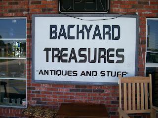 back yard treasures and more back yard treasures