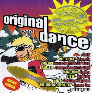 Various - Original Dance 2001
