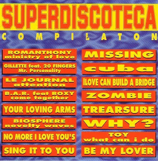 Various - Superdiscoteca Compilation