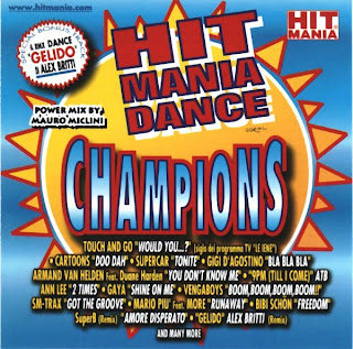 Various - Hit Mania Dance Champions