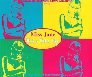 Miss Jane - It's A Fine Day