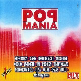 Various - Pop Mania