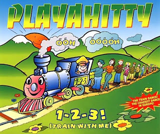 Playahitty - 1-2-3! (Train With Me)