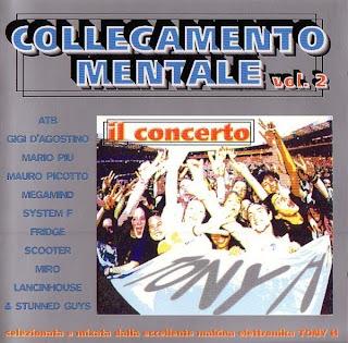 Tony H - Collegamento Mentale Vol. 2 - Il Concerto
