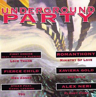 Various - Underground Party