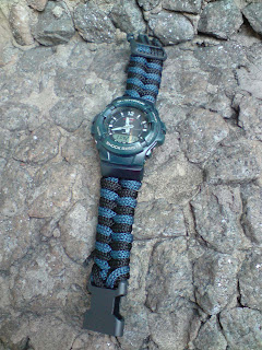 Casio G-Shock Paracord Watchband