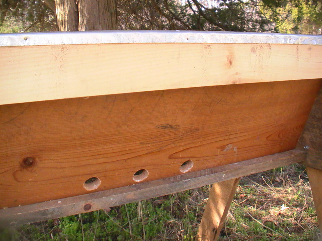 suustainable: My own Top Bar Hive