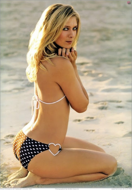 Foto Maria Sharapova Hot Bikini