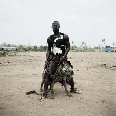 Unik nya Binatang Peliharaan Orang Afrika