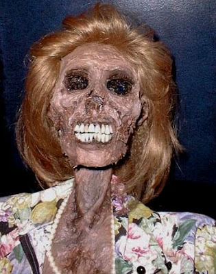 horror 27 Boneka boneka Ngeri