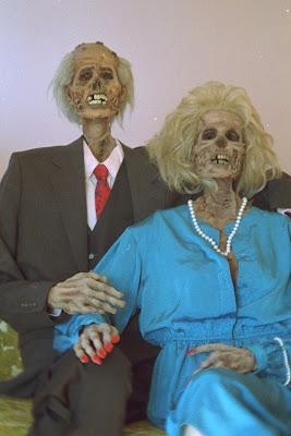 horror 25 Boneka boneka Ngeri