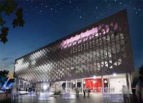 Konsep Kampus Universitas Henning Larsen di Kolding, Denmark