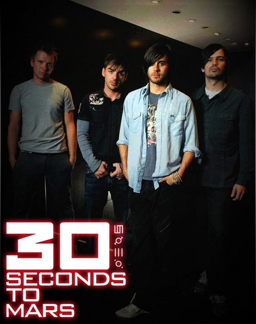 the thirty second to mars attack - photo #37