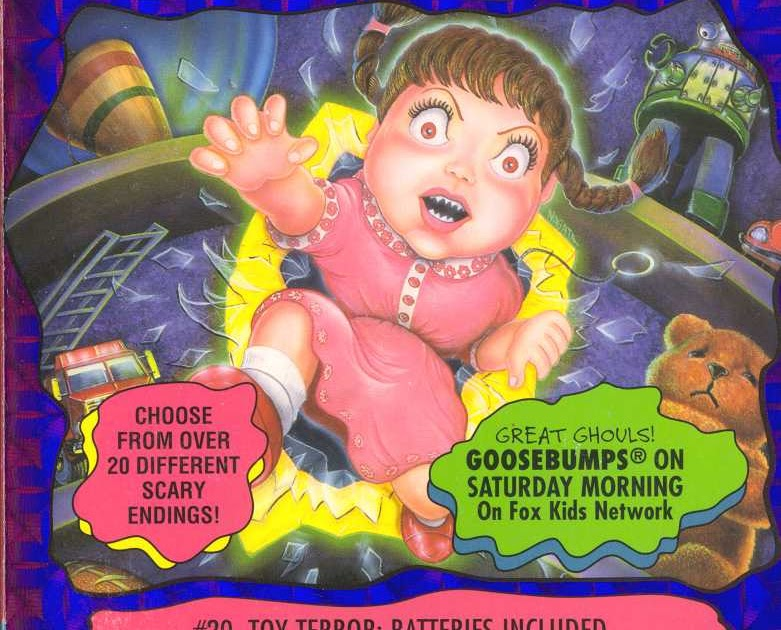 Goosebumps World: Toy Terror: Batteries Included