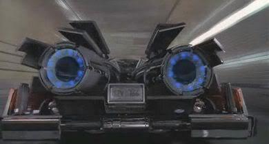 Autos de series de television