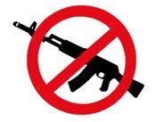 No a la violencia...no a las armas de fuegos en manos de los niños!!!