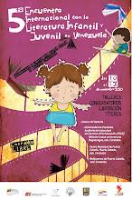 Valencia VENEZUELA: 5to Encuentro con la Literatura Infantil y juvenil