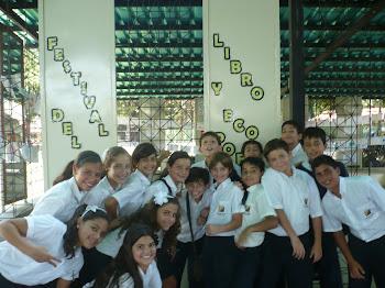 Saludos a los niños del Colegio La Fe, Valencia - Venezuela