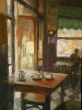 maria del carmen  .café de Dorrego.