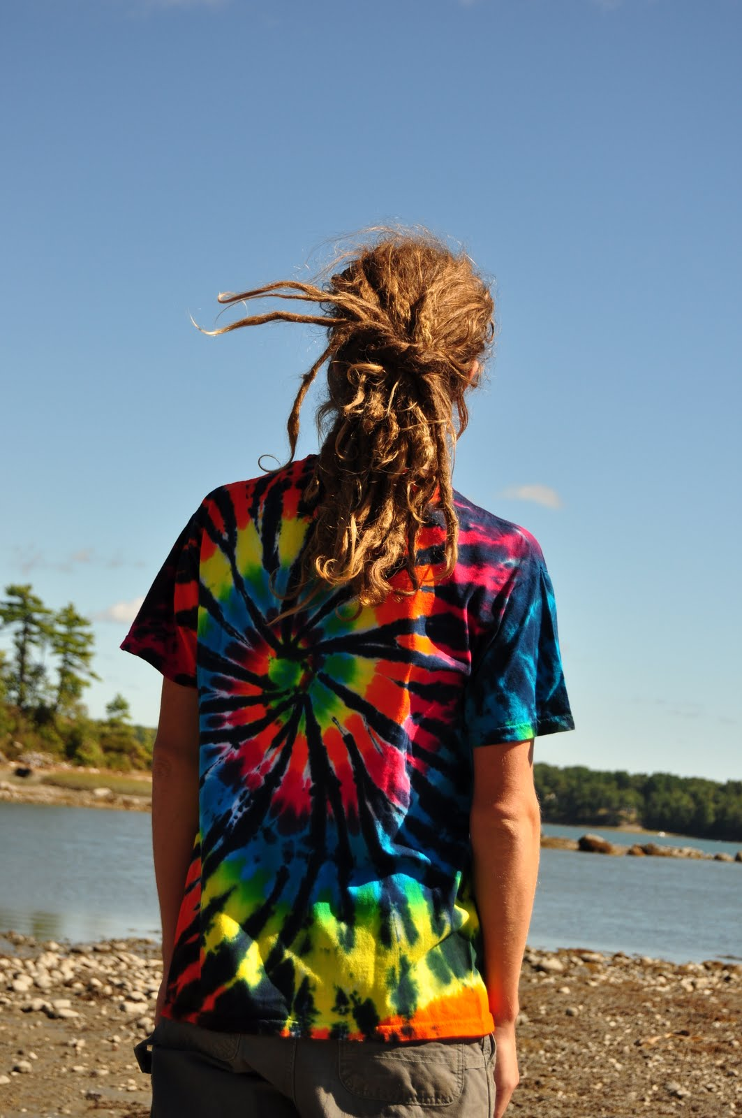 Adventures with mexicali blues a brief history of tie dye