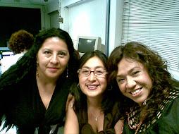Sorel, Marina y Delia