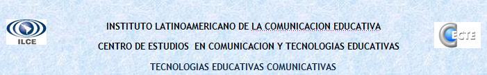 Tecnologías Educativas Comunicativas