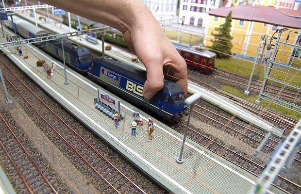 La maqueta de trenes más grande del mundo (Parte 1)