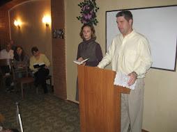 Preaching in Ukraine!