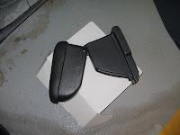 Smart 451 Armrest