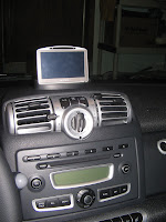 GPS Nav in Smart 451