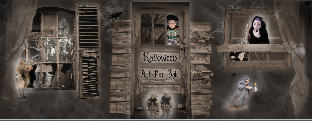 Halloween Art for sale