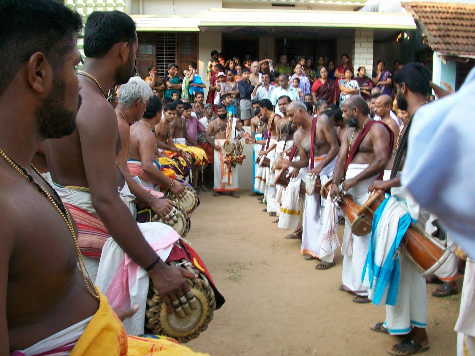 panchavadyam instruments - photo #9
