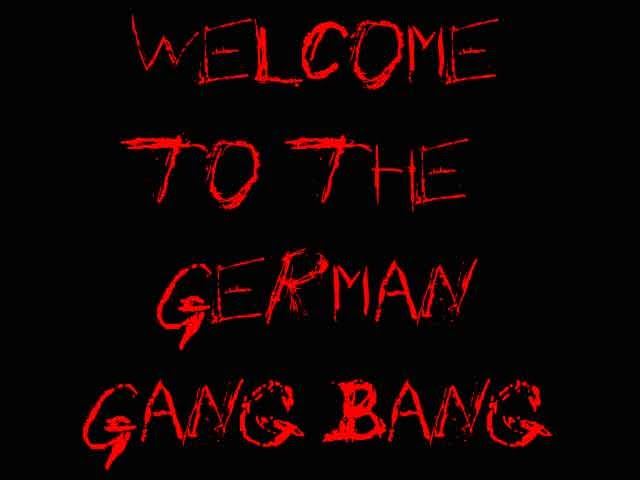 gang bang berlin esm frankfurt
