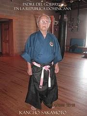 Padre del Goju-Ryu en Rep. Dom.