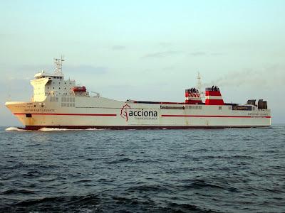 Elblogdelshipspotter las islas baleares tendran barco de - Transporte islas baleares ...