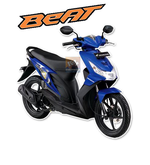 Kredit Motor Honda Beat Harga OTR Dan Angsuran