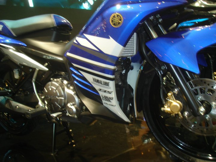 Modifikasi Jupiter Mx Model Baru