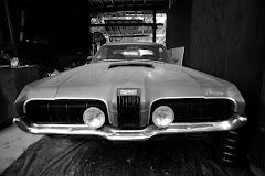 1970 Cougar Eliminator