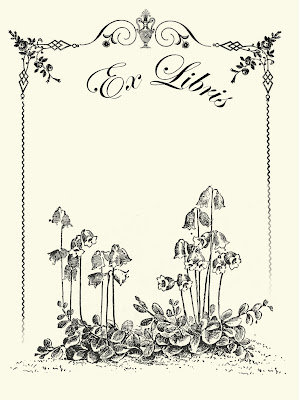 Pin by Cynthia Bogart on Bookplates ~ Ex Libris | Pinterest