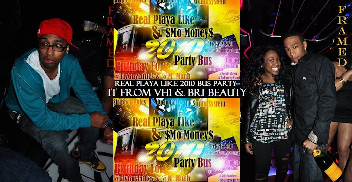 Real Playa Like Ent 2010 Party Bus