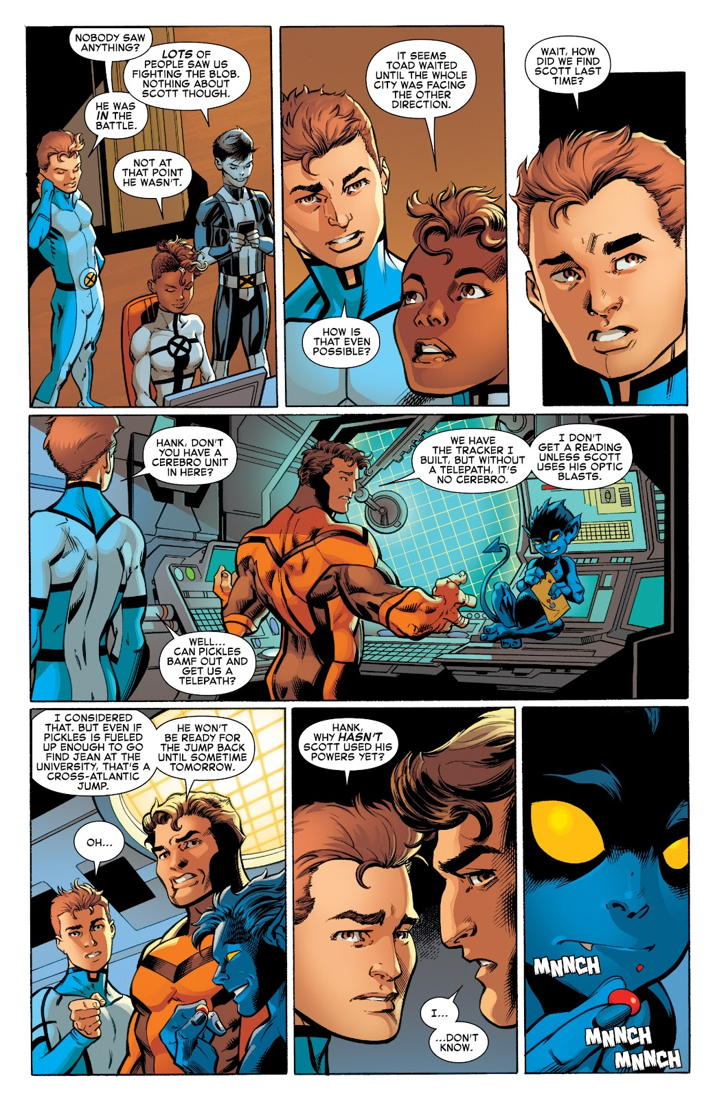 All-New X-Men (2016) Issue #7 #9 - English 7